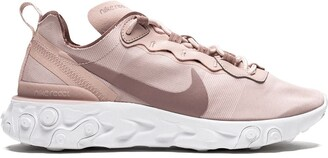 "Nike React Element 55 Particle Beige"" sneakers"