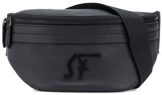 Salvatore Ferragamo Logo Plaque Belt Bag