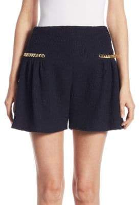 Mother of Pearl Jettie Tweed Shorts