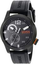 BOSS ORANGE Men's 1513147 Paris Analog Display Japanese Quartz Watch