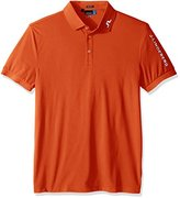 J. Lindeberg Men's Tour Tech Reg Tx Jersey