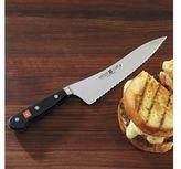 Wusthof Classic Serrated Deli Breakfast Knife, 8 inch