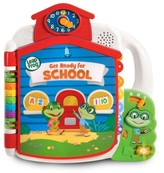 Leapfrog Interactive Storybook - Tad's Get Ready for School