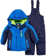 Weatherproof 2-pc. Long-Sleeve Snowsuit - Preschool Boys 4-7