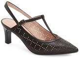 Hispanitas Women's 'Penelope' Perforated Slingback Pump