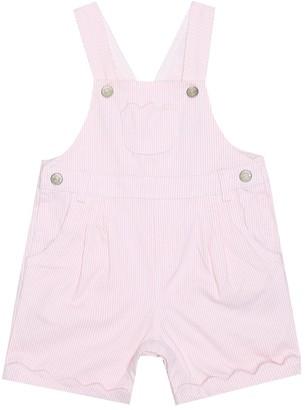 Tartine et Chocolat Baby stretch-cotton overalls