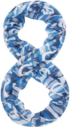 Indianapolis Colts Camo Infinity Scarf