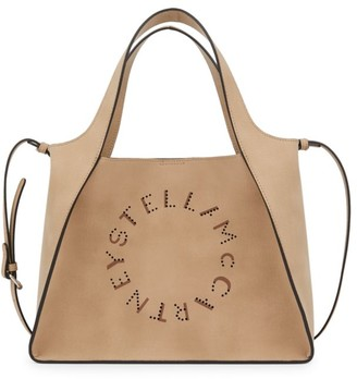 Stella McCartney Logo Crossbody Bag