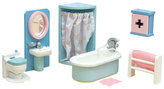 "Le Toy Van Daisylane"" Bathroom Dollhouse Furniture"