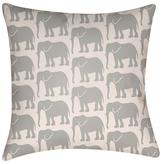 Artistic Weavers Lolita Elephant Pillow