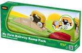 Brio NEW My First Railway Ramp Pack