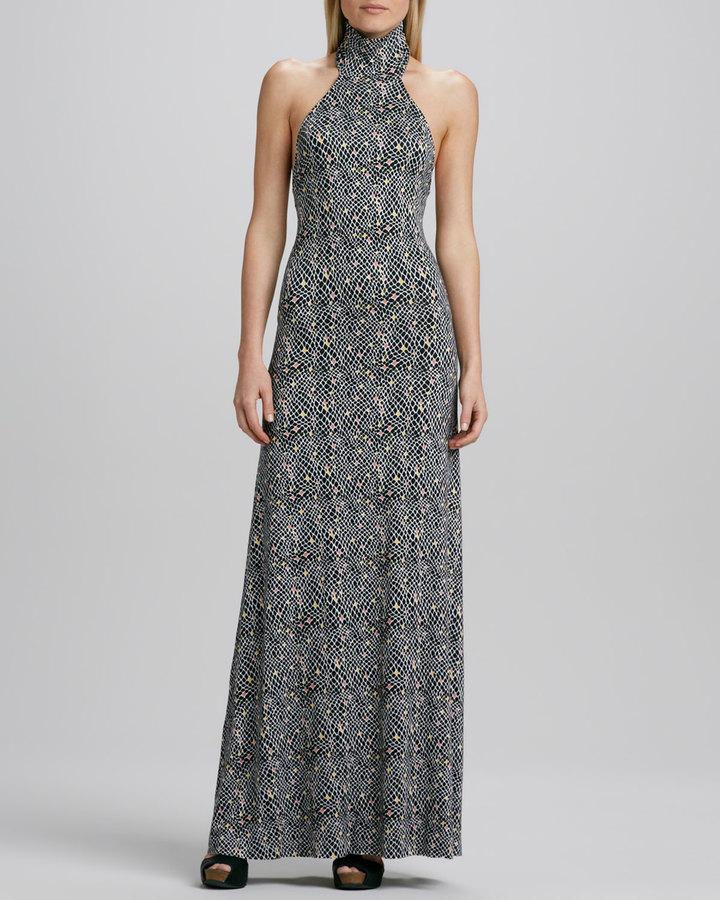 Rachel Pally Romanni Halter Dress