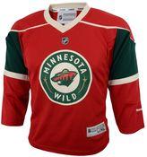 Reebok Toddler Minnesota Wild Replica Jersey
