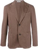 Boglioli two button blazer - men - Cotton/Linen/Flax/Cupro - 48