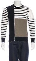 Tim Coppens Striped Zip Jacket