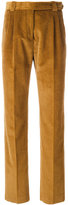 Mulberry straight leg trousers - women - Cotton/Viscose - 44