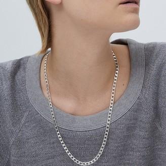 Jenny Bird The Walter Silver Necklace