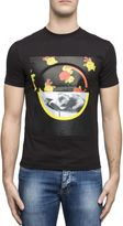 McQ Black Cotton T-shirt