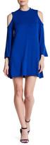 Marina Cold Shoulder Knit Dress