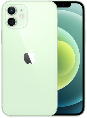 Apple iPhone 12 - 64GB Green - T-Mobile with installments plan)
