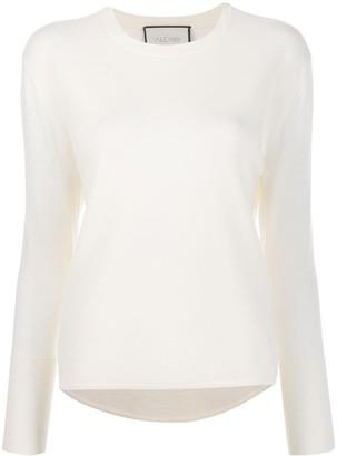 Alexis long sleeve loose fit top