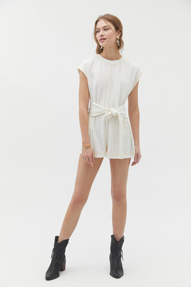 Out From Under Juliet Open-Back Romper