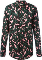 Marni printed button down shirt - men - Cotton - 52