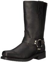 """AdTec Women's 12"""" Harness Boot Black Work Boot"""