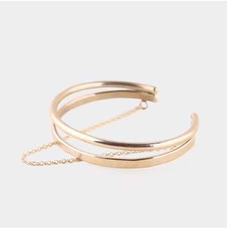 Soko Double Delicate Chain Bracelet