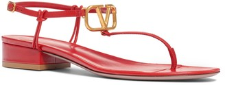 Valentino VLOGO Thong Sandal
