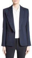 Helene Berman Women's Frill Lapel Jacket