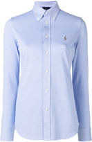 Polo Ralph Lauren classic logo shirt - women - Cotton - XL