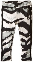 Roberto Cavalli Tiger Stripe Print Leggings Girl's Casual Pants