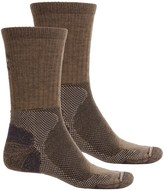 Lorpen Light Hiking Socks - 2-Pack, Merino Wool Blend, Crew (For Men and Women)