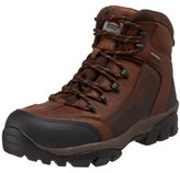 Avenger Safety Footwear Avenger 7244 Leather Waterproof Comp Toe No Exposed Metal EH Work Boot