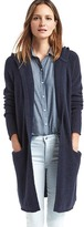 Gap Long hooded cardigan