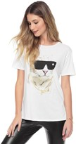 Juicy Couture Bling It On Tiger Graphic Tee