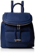 Dorothy Perkins Women's Fold-over Backpack Handbag