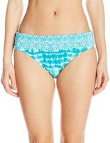 Bleu Rod Beattie Bleu | Rod Beattie Women's I've Got You Babe Midster Bikini Bottom