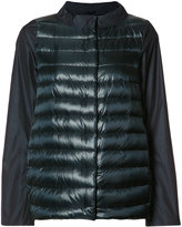 Herno high neck down jacket - women - Cotton/Feather Down/Polyamide/Feather - 38