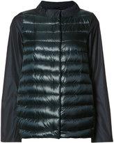 Herno high neck down jacket