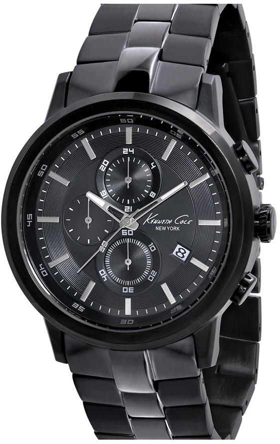 Kenneth Cole New York Round Chronograph Bracelet Watch, 46mm