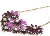 Oasis Floral Collar