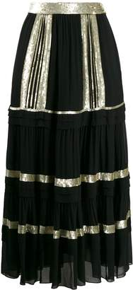 Temperley London tiered skirt