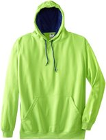 Russell Athletic Men's Big & Tall Neon Pullover Hoodie Sweatshirt