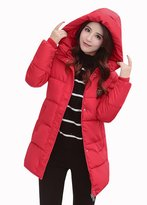 Wicky LS Young Ladies' Hooded Dnow Winter Coat Slim Fit M