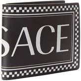 Versace Logo Bifold Wallet