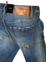 DSquared Linda Destroyed Cotton Denim Jeans