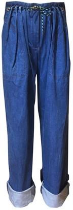 Kenzo Blue Denim - Jeans Jeans