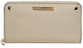 Rebecca Minkoff Ava Leather Zip Around Wallet